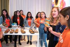 Dreamweaver Brand Communications   Step Up Inspiration Awards   Event Marketing   Footwear Brand Activation
